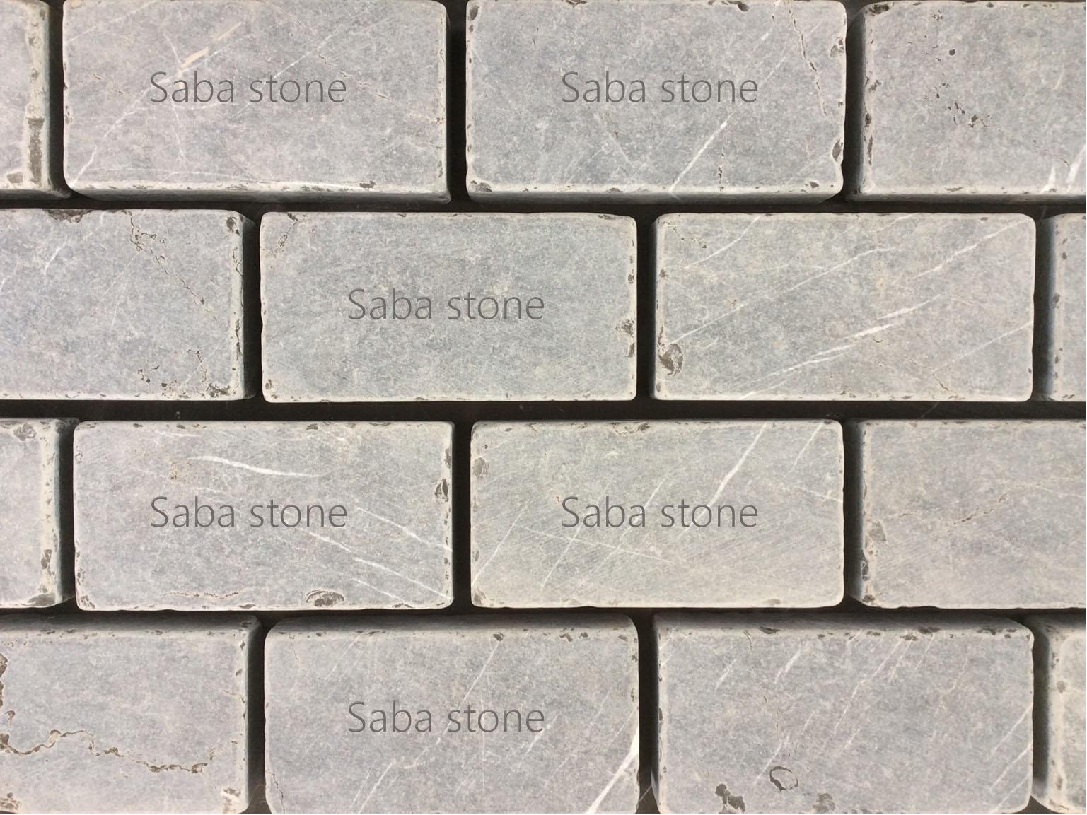 pietra gray tumbled
