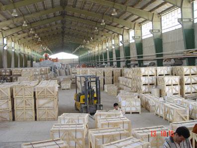 stone packaging