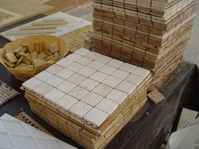 saba stone mosaics